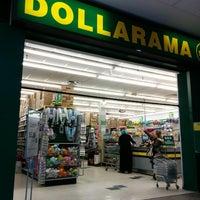 Photo taken at Dollarama by Shane C. on 4/1/2015