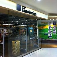 Photo taken at Books Kinokuniya by Shane C. on 2/25/2013