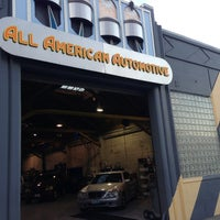 Foto scattata a All American Automotive da Zachary R. il 12/27/2013