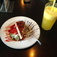 Photo taken at Cafe Plaza by Enriko  on 8/13/2013