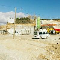 Photo taken at Albayrak hazır beton Elmalı şantiye by Hakan K. on 1/11/2016