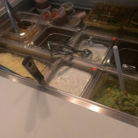 Photo taken at Qdoba Mexican Grill by Amy P. on 3/2/2013
