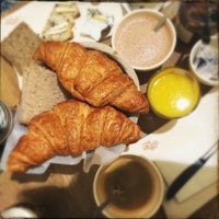 Photo taken at Le Pain Quotidien by Samira B. on 2/23/2016