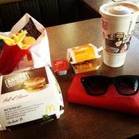 Photo taken at McDonalds by Matteo C. on 2/25/2013