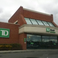 Photo taken at TD Bank by Steven T. on 3/2/2013