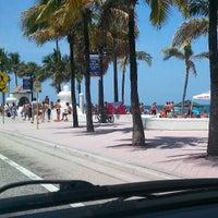 6/16/2013 tarihinde Jose G.ziyaretçi tarafından Fort Lauderdale Beach'de çekilen fotoğraf
