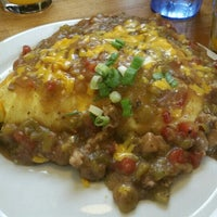 Photo taken at Omelette Parlor by Calvin C. on 9/18/2015
