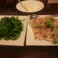 Photo taken at Mr. Chen's Authentic Chinese Restaurant by Calvin C. on 8/15/2014