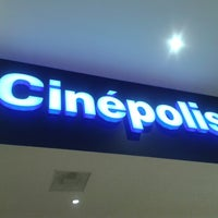 Photo taken at Cinépolis by J Czr D. on 5/5/2013