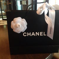Photo taken at Chanel by Кристина Г. on 10/12/2013
