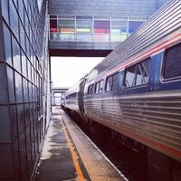 Photo taken at Gateway Multimodal Transportation Center by Andrew C. on 3/8/2014