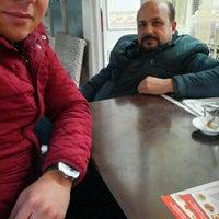 Photo taken at Yeni Gürpınar Pasajı by Mustafa Serhat T. on 11/3/2016