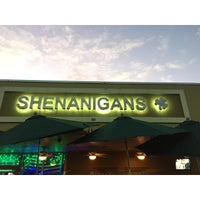 Photo taken at Shenanigans Sports Pub by Rocky D. on 1/20/2015