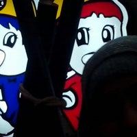 Photo taken at Hoka Hoka Bento by Elya M. on 3/31/2013