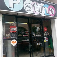 Photo taken at Tienda Patina Boardshop by Francisco C. on 6/22/2013