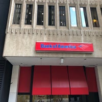 Photo taken at Bank of America by Sujeeth kumar K. on 8/27/2018
