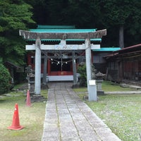 Photo taken at 清瀧神社 by Tomohisa O. on 9/5/2015