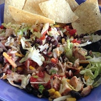 Photo taken at Burrito Boarder by Susan on 2/28/2013