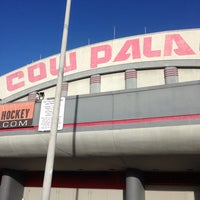 Photo taken at Cow Palace by Bryan C. on 8/30/2013