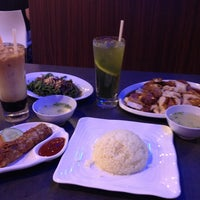 Photo taken at Singapore Chicken Rice SCR by Ricky K. on 2/23/2013