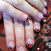 Photo taken at Sensual Nails Spa by wEiTiNg b. on 11/20/2012