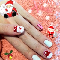 Photo taken at Sensual Nails Spa by wEiTiNg b. on 12/24/2012
