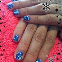 Photo taken at Sensual Nails Spa by wEiTiNg b. on 12/12/2012