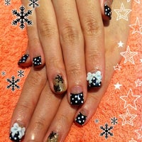 Photo taken at Sensual Nails Spa by wEiTiNg b. on 12/14/2012