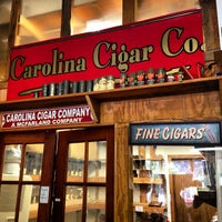 Photo taken at Carolina Cigar Company by Or C. on 8/25/2013