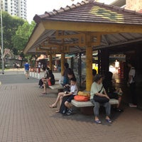 Photo taken at Bus Stop 53381 (Bishan North Shopping Mall) by Jonathan P. on 6/4/2013