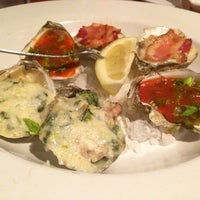 Photo taken at Fins Fish House & Raw Bar by BB M. on 8/18/2013