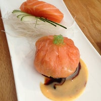 Photo taken at Vic Sushi Bar by BB M. on 4/4/2013