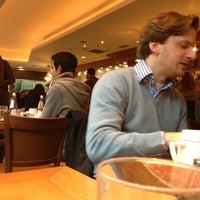 Photo taken at Gran Caffè Londra by Bntkm . on 2/23/2013