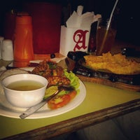 Photo taken at Redpoint Steak & BBQ by Ridasari A. on 4/7/2013