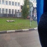 Photo taken at Автобус №363 by Вероника М. on 9/28/2013