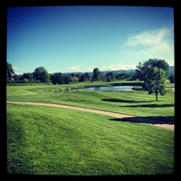 Photo taken at Foothills Golf Course by Christie M. on 5/30/2013