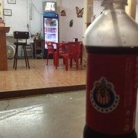 Photo taken at Señor Tlayuda by Nono on 4/15/2013