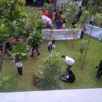 Photo taken at Gedung A FISIP USU by Fauzan A. on 6/12/2013