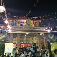 Photo taken at Chùa Phổ Quang by Binh P. on 5/12/2014
