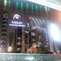 2/22/2013 tarihinde Turan K.ziyaretçi tarafından Kızılay AVM'de çekilen fotoğraf