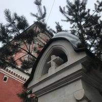Снимок сделан в Подсосенский переулок пользователем Arthur C. 3/21/2018