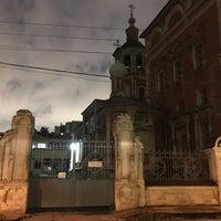 Снимок сделан в Подсосенский переулок пользователем Arthur C. 7/13/2017