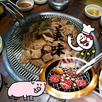 Photo taken at 포도식당 (ポド食堂) by simply LANG™ on 9/4/2017
