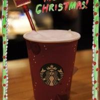 Photo taken at Starbucks by simply LANG™ on 11/7/2013