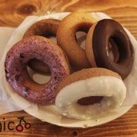 Photo taken at hara donuts by simply LANG™ on 8/1/2013