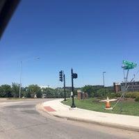Photo taken at Oklahoma City by Ben W. on 4/23/2017