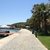 6/24/2013 tarihinde Mihrima Y.ziyaretçi tarafından Oliviera Resort'de çekilen fotoğraf
