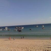 Photo taken at Praia dos Amigos by Raimundis M. on 5/5/2013