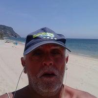 Photo taken at Praia dos Amigos by Raimundis M. on 6/5/2013