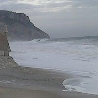 Photo taken at Praia dos Amigos by Raimundis M. on 12/13/2013